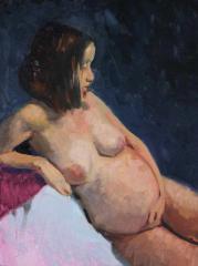 Kirstie-Pregnant