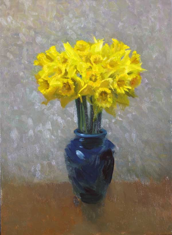 daffodils-in-blue-vase_s