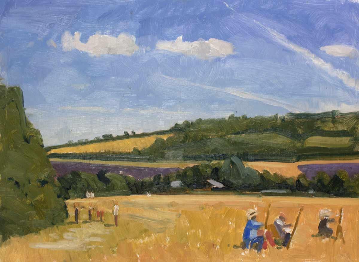 Plein-air-artists-in-Kent