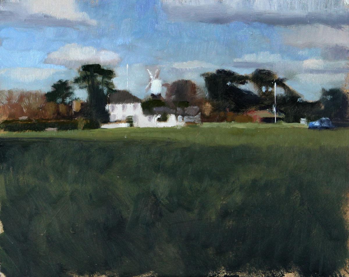 Windmill-on-Wimbledon-Common