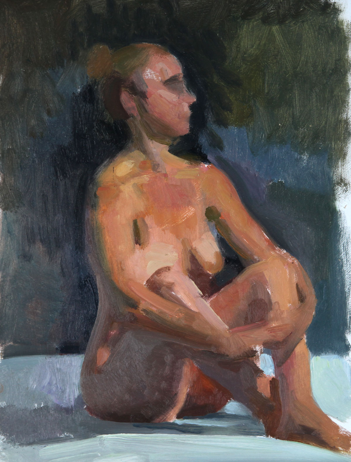 nude-with-cradled-knees